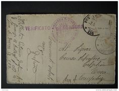 CARTOLINA MILITARE 1916,CON POESIA DI G.D´ANNUNZIO-GUARDIA DI FINANZA 14°BATTAGLIONE-VERIFICATO PER CENSURA - Delcampe.it