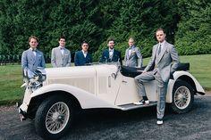 A 1920s Jazz Age, Prohibition and Charleston Inspired Vintage Wedding | Love My Dress® UK Wedding Blog