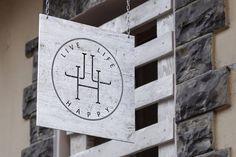 LLH logo design