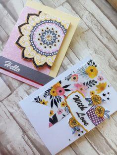 Love from Lizi July 2017 Card Kit 10 Cards 1 Kit