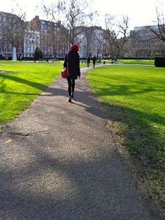 Grosvenor Square, Mayfair, London