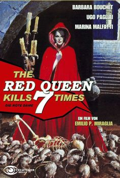 The Red Queen Kills 7 Times (1972)
