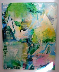櫻木画廊の沓澤貴子展「Mutable Sky」を見る - mmpoloの日記