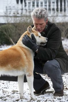 Hachiko - love this movie!