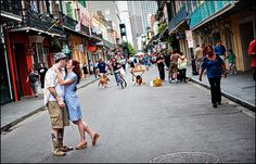 Adrianna DiMartino & Ralph Hilborn Engagement Photos #New Orleans