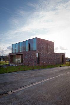 Caan Architecten, Gent  Architectuurfoto: Thomas De Bruyne