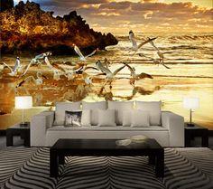 Evinizin ve ofisinizin dekorasyonunu yenilemek için özel ölçü duvar posterlerini tercih edin..