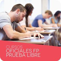 Cursos para pruebas libres de FP en Essat Valencia. Escuela Superior de Auxiliares y Técnicos. www.essatformacion.com