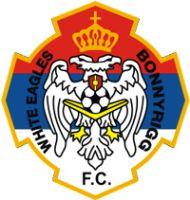 BONNYRIGG WHITE EAGLES   other logo