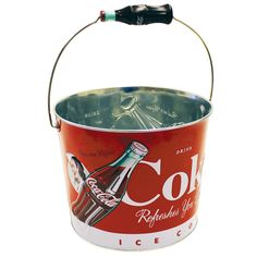 BALDE DE GELO COCA-COLA ICE COLD http://www.laris.com.br/balde-de-gelo-coca-cola-ice-cold-p4977/