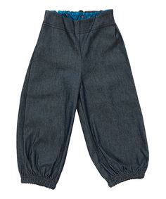 Albababy adorable denim baggy pants. albababy.en.emilea.be