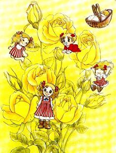 Igarashi Yumiko — Candy Candy