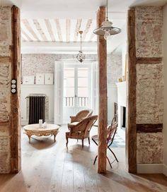 Fachwerk | home ideas | Pinterest | Railroad ties, Interiors and House