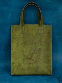 MIROARTE- 핸드메이드 가죽공방 laser engraving leather shoulder bag #leather #laser #raw edge #handcraft #handmade