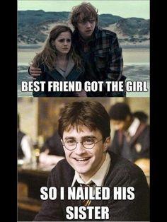 best friend got the girl...
