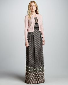 http://ncrni.com/m-missoni-zigzagstripe-cardigan-metallic-strapless-maxi-dress-p-2385.html