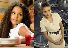 July Flasback: Sydney Tamiia Poitier (Bahamian/Lithuanian-Irish) [American] Known as: TV & Film Actress (Daughter of Sidney Poitier)