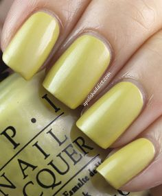 OPI - Don't talk Bach to me