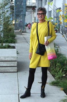 LOVE the yellow and black... ♥ mbIMG_1337