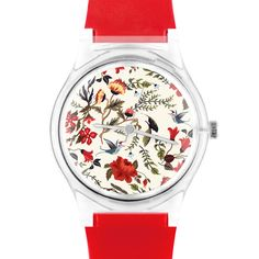 Floral. Floral. Floral. It will never get old. May28th has a whole line of beautiful watches to check out. Take a peek!