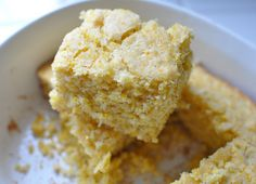 Your family will ask for seconds — Vegan Cornbread from #Walmart Mom Caryn.