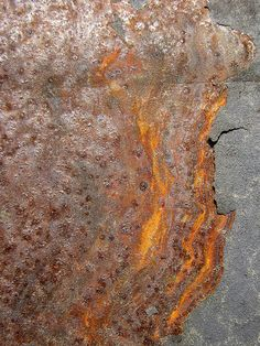 Rust No. 1 by hummakuvula