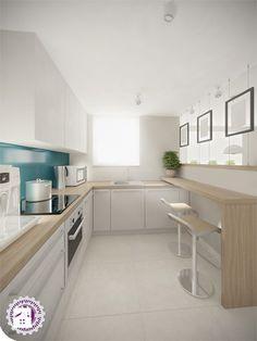 Kuchnia styl Minimalistyczny - zdjęcie od Fabryka Nastroju
