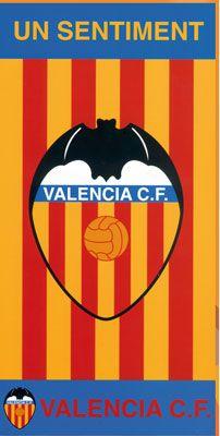 Toalla VCF Senyera Valencia Club Futbol - Toalla VCF Senyera Valencia Club Futbol Valencia Club, Super Football, Soccer Ball, Nova, Sport, Pictures, Soccer, Football Team, Towels