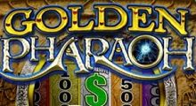 #GoldenPharaoh is a video slot game from Bally Technologies and it showcases the #newest in programming and mechanics.  This developer is one of the big names in the slot industry and they are using some of the latest, cutting-edge technology in the #casinos today.  The maximum amount that you can win is 5,000 credits, which excludes the #progressive jackpot.
