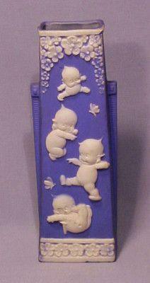 Kewpie jasperware