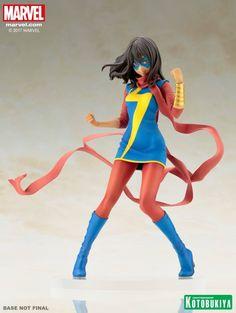 ToyzMag.com » Miss Marvel Bishoujo : photos officielles