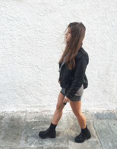 backnforth | Grunge Attitude Attitude, Grunge, My Style, Fashion, Moda, Fashion Styles, Fashion Illustrations, Grunge Style