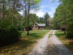 Cabin vacation rental in Cedar Mountain, NC, USA from VRBO.com! #vacation #rental #travel #vrbo
