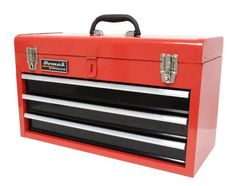Use a Toolbox to Store Tech Tools, Cables, and Peripherals