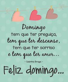Gy Farias: Um ótimo domingo para vocês!!!