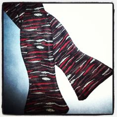 Custom Bow Tie.  Contact me for details @KoolJaye on Twitter.