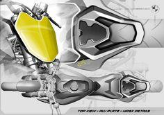 Концепт-байк BMW Concept Stunt G310