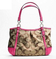 Coach Alexandra Chain Signature Tote Handbag Purse Coach,http://www.amazon.com/dp/B00CCJUSUO/ref=cm_sw_r_pi_dp_ozQIrbC98602438A