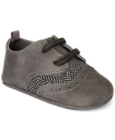 First Impressions Baby Boys' Oxford Shoes, Only at Macy's