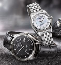 Tissot Ballade Watch With New Silicon Balance Spring