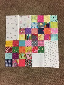 started 2017 with A LOT of quilty goals! I have a long list of WIPs, UFO, quilt alongs, patterns and fabric bundles that I want to play . Scrappy Quilt Patterns, Scrappy Quilts, Easy Quilts, Patchwork Quilting, Mini Quilts, Crazy Patchwork, Modern Quilting, Quilting Fabric, Quilting Projects