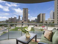 1837 Kalakaua Avenue Unit 702, Honolulu , 96815 Allure Waikiki MLS# 201613020 Hawaii for sale - American Dream Realty
