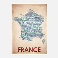 France Print, 22€, now featured on Fab.