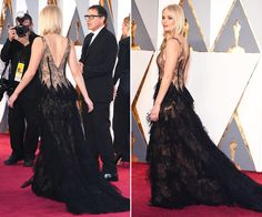 Google's Top-Searched Oscar Dresses Are Not What You'd Expect - Jennifer Lawrence (Back)  - from InStyle.com