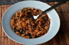Spinat-Orzo by Miri's-Kitchen