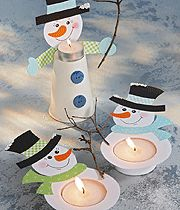 Moldes navideños en foami | Mimundomanual
