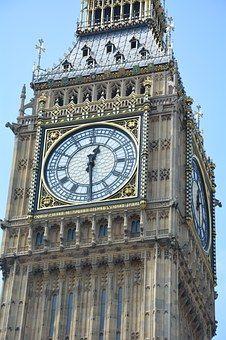 Big Ben, Clock, Time Indicating