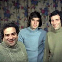 Zeki Alasya, Tarık Akan & Kemal Sunal ~ Mavi Boncuk, 1974