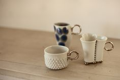 Vladimir Groh/Hedgehog CupSOLD OUT - 和食器・うつわ・生活道具 | NUSHISA(ヌシサ) online shop|通販ショップ|ギフトに最適なブランド和食器