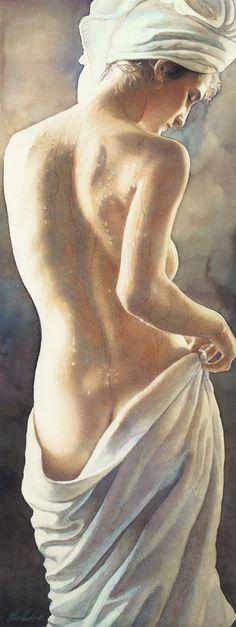 Steve Hanks...   Kai Fine Art